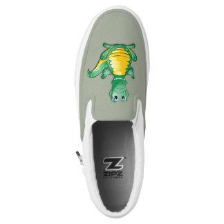 Dinosaurier Slip-On Sneaker