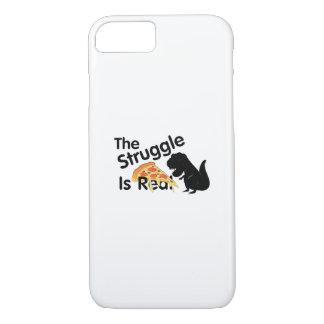 Dinosaurier T Rex das Struggl ist die wirkliche iPhone 8/7 Hülle