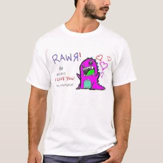 Dinosaurier-T-Shirt T-Shirt