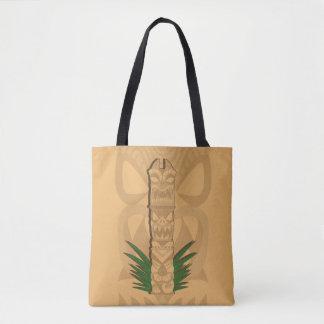 Dinosaurier Tiki Totem Tasche