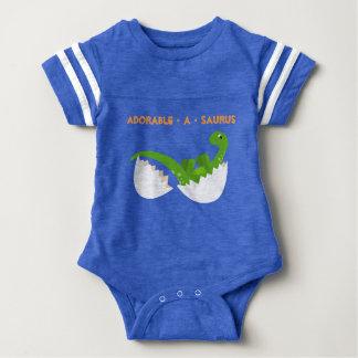 Dinosaurierausstattung für Baby Baby Strampler