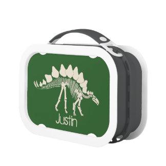 Dinosaurierstegosaurus-Knochen