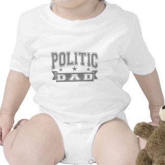Diplomatischer Vati Baby Strampler