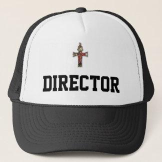 Direktor - Geburt Christis-Hut Truckerkappe