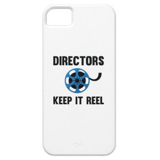 Direktoren Keep It Reel Barely There iPhone 5 Hülle