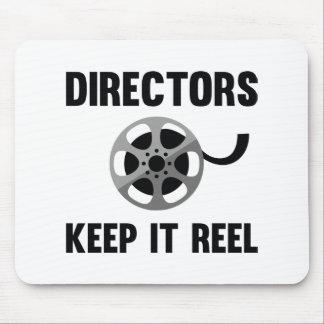 Direktoren Keep It Reel Mousepad