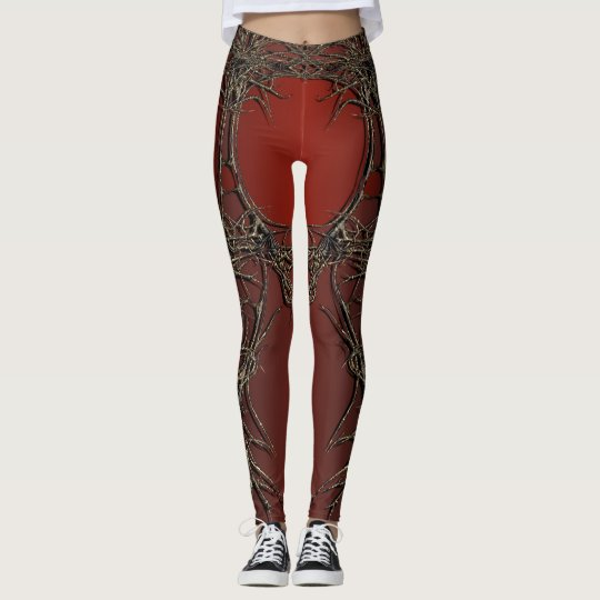 Dirty queen leggings