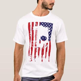 Disc-Golf-Flagge T-Shirt