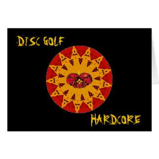 DISC-GOLF-HARDCORE KARTE