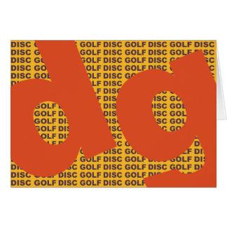 Disc-Golf Karte