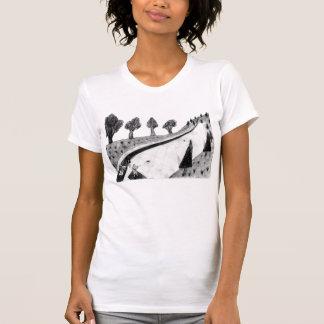 Discgolf - besonders angefertigt T-Shirt
