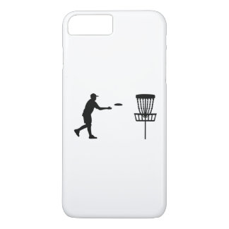 Discgolf iPhone 8 Plus/7 Plus Hülle