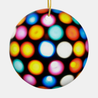 Disco-Ball Keramik Ornament
