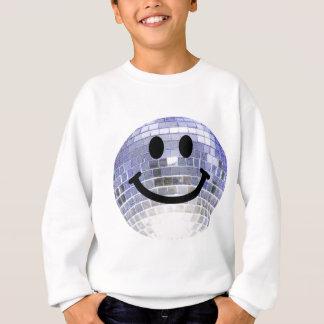 Disco-Ball-smiley Sweatshirt