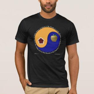 Discordian Chao (dunkle Shirts) T-Shirt
