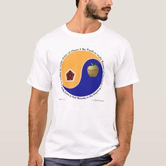 Discordian Chao (weiße/natürliche Shirts) T-Shirt