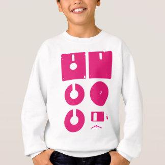 Diskette Deconstructed 1.44in Sweatshirt