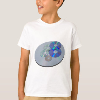 DisksOfManySizes010415.png T-Shirt