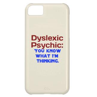 Dislektisches psychisches iPhone 5C hülle
