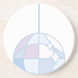 Disoc Ball Sandstein Untersetzer