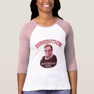 Dissention RBG T-Shirt