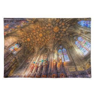 Distel-Kapellen-St- Gileskathedrale Edinburgh Tischset
