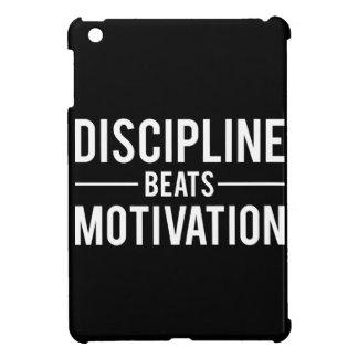 Disziplin schlägt die inspirierend Motivation - iPad Mini Hülle