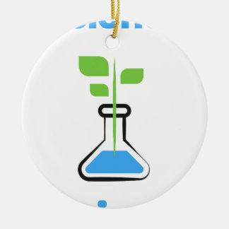 Diva der Wissenschafts-(Biologie) Keramik Ornament