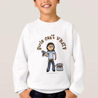 Diva des Licht-Tun-Es-Sich Sweatshirt
