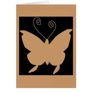 Diva-Schmetterling Karten