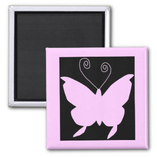 Diva-Schmetterling Magnets