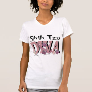 DIVA Shih Tzu T-Shirt