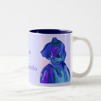 DivaFashionista in Blau I Teetasse