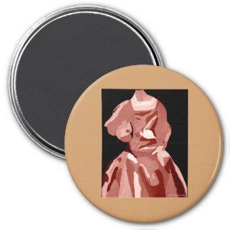 DivaFashionista in Leerlaufstellung Magnets