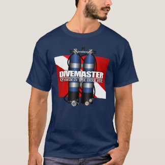 Divemaster (Unterwasseratemgerät-Behälter) Kleid
