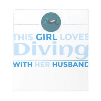 diving_husband notizblock