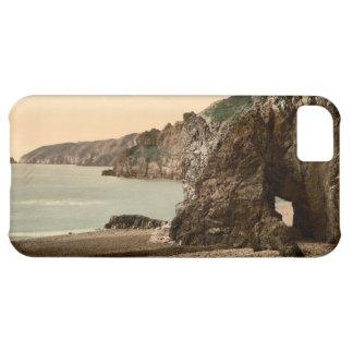 Dixcart Bucht, Sark, Kanal-Inseln, England iPhone 5C Schale
