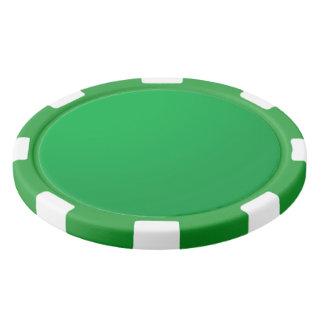DIY 256 Rand-Farbwahlen Hintergrundes n Drop-Down Poker Chips Set