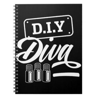 DIY Diva Notizblock