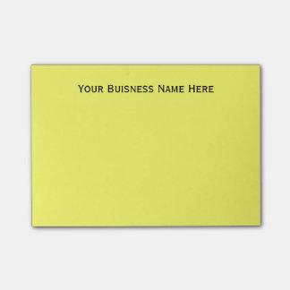 DIY einfache personalisierte Post-it Klebezettel