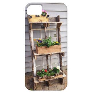 DIY errichteter Blumenstand iPhone 5 Etuis