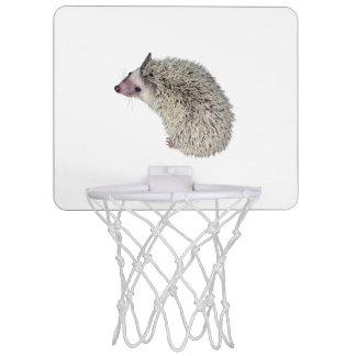 DIY Igels-Korbband Mini Basketball Netz