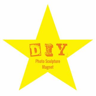 DIY - Magnet-Foto-Skulptur Fotoskulptur Magnet