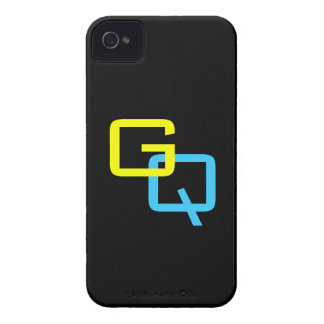 DIY Monogramm ~ BlackBerry-mutige Hüllen Case-Mate iPhone 4 Hülle