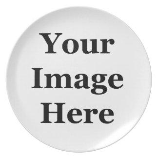 DIY, stellen Ihre eigenen Fotodrucke her. Addieren Teller