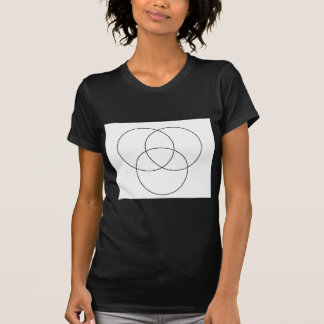DIY Venn Diagramm T-Shirt
