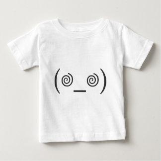 Dizzy im Grau Baby T-shirt