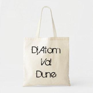 DJ-Atom Val Düne Einkaufstaschen