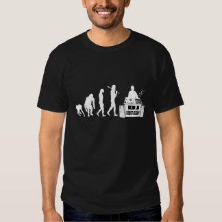 DJ-Disc-Jockey Clubbing Dubstep Diskjockey-Musik T Shirt