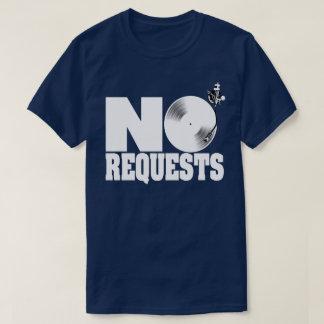 DJ kein dunkelblauer NY T - Shirt der Antrag-